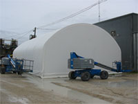 portable warehouses are perfect for storage for your manufacturing business