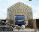 portable temporary shelters are instrumental in keeping your worksite safe